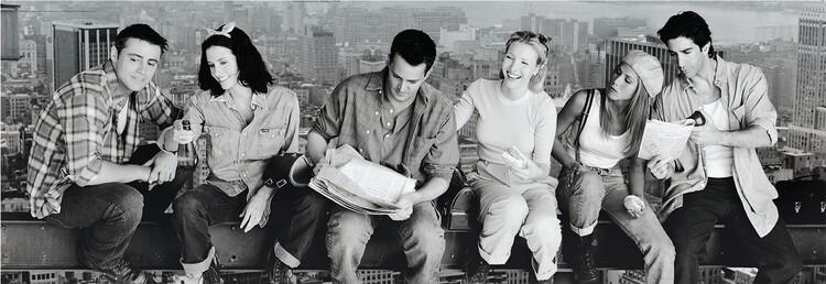 Puzzle Friends - Lunch on Skyscraper