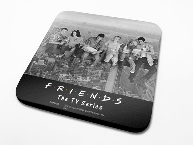 Friends - Skyscraper