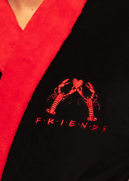 Bathrobe Friends - You are my Lobster