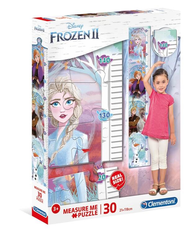 Puzzle Frozen 2 - Measure Me