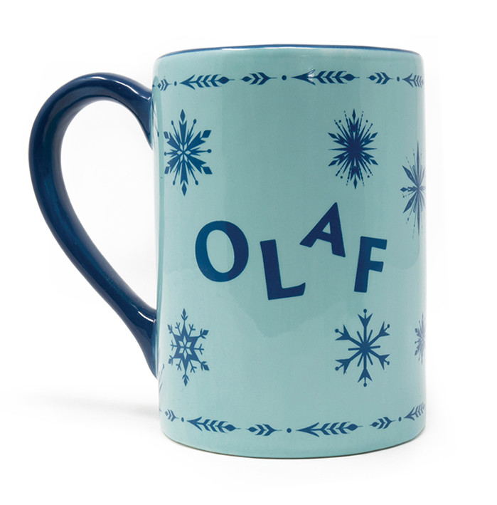 Cup Frozen 2 - Olaf Snowflakes
