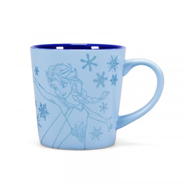 Muki Frozen: huurteinen seikkailu - Snow Queen