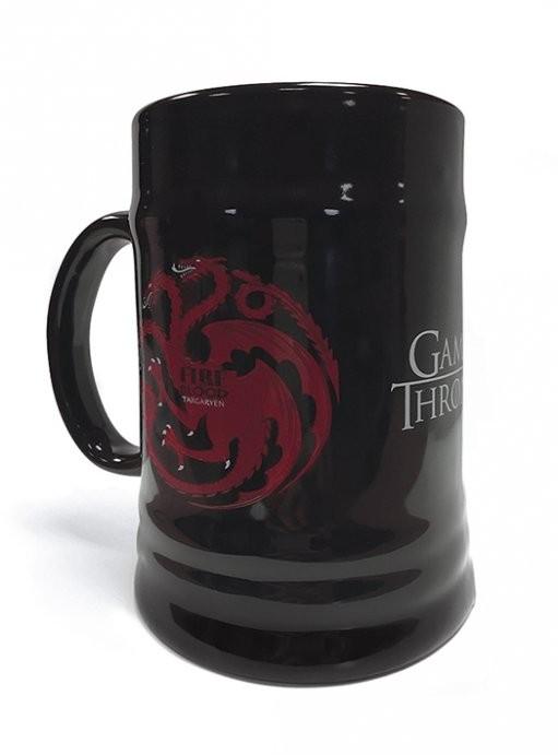 Mug Game Of Thrones - House Targaryen