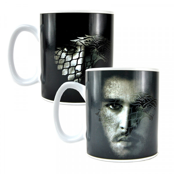 Cup Game Of Thrones - Jon Snow
