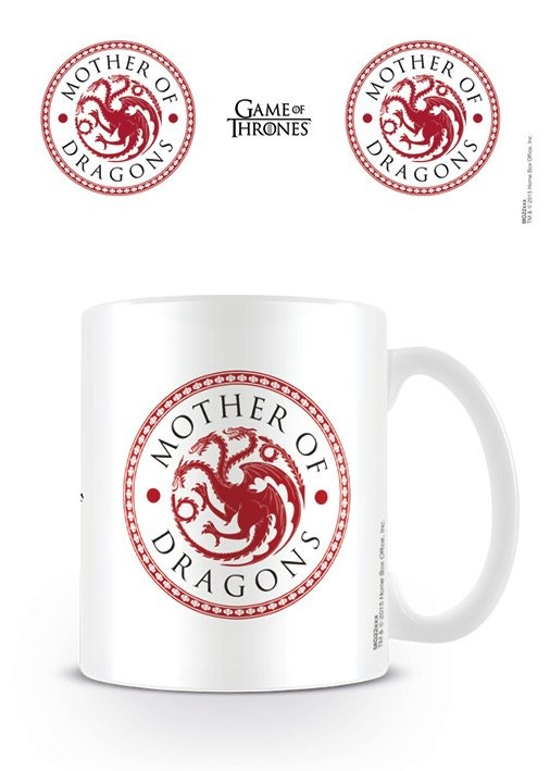 Mug Game of Thrones - Mother of Dragons