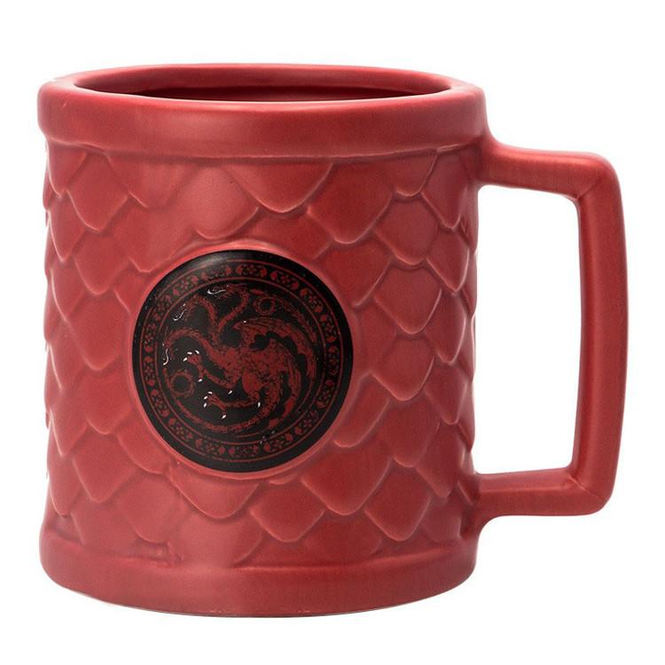 Cup Game Of Thrones - Targaryen