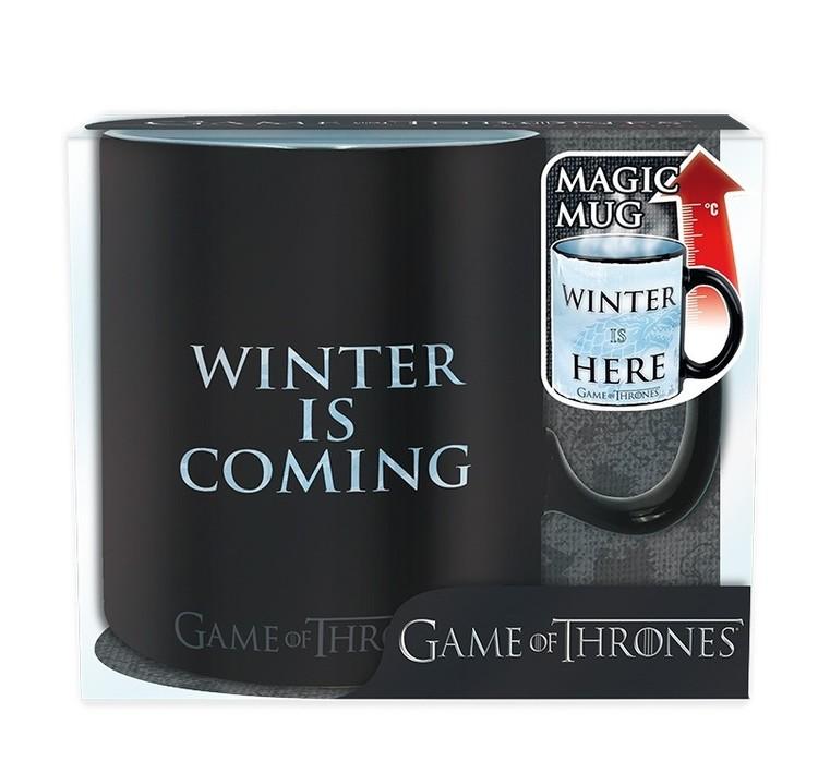 Mug Game Of Thrones - Winter is here