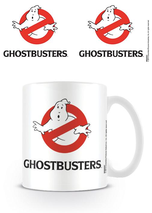 Mug Ghostbusters - Logo