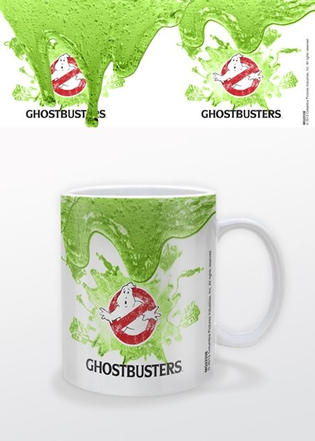 Caneca Ghostbusters - Slime!