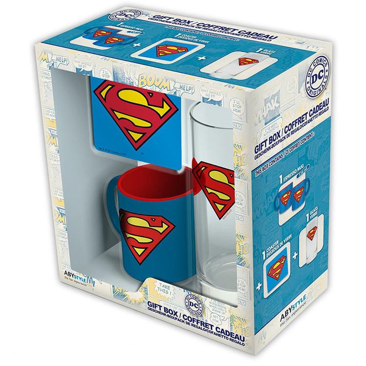 DC Comics - Superman Gift set
