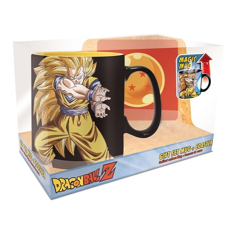 Gift set Dragon Ball - Goku Kamehameha