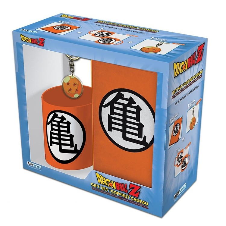 Dragon Ball - Kame Symbol Gift set