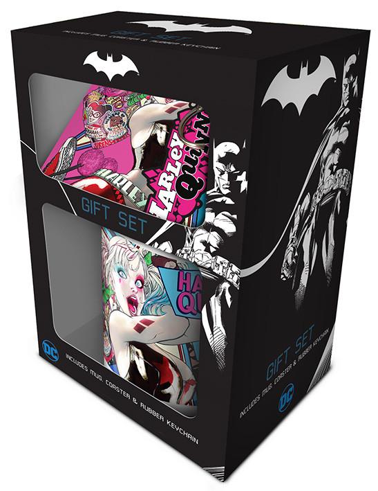 Harley Quinn Gift set