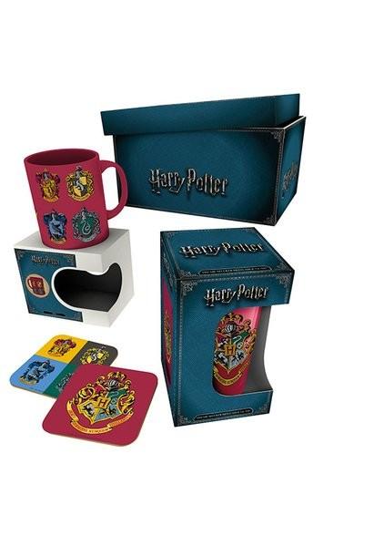 Harry Potter - Crests Gift set