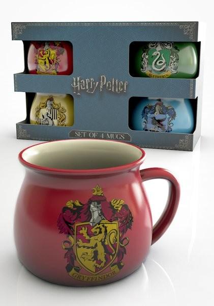 Harry Potter - House Crests Lahjapakkaus