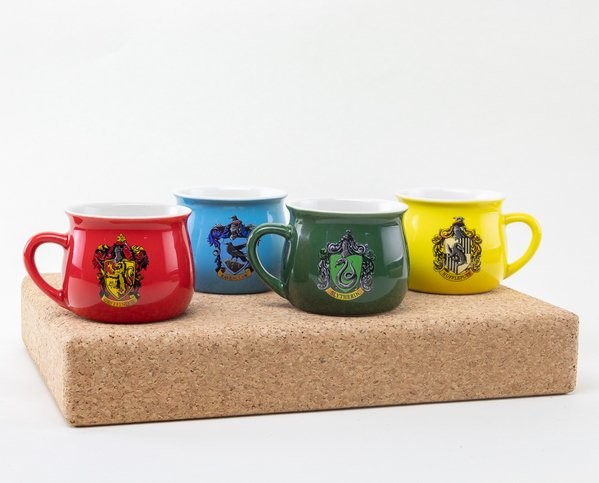 Harry Potter - House Crests Gift set