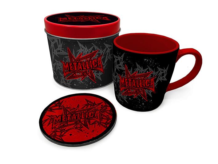 Gift set Metallica - Stars and Wings