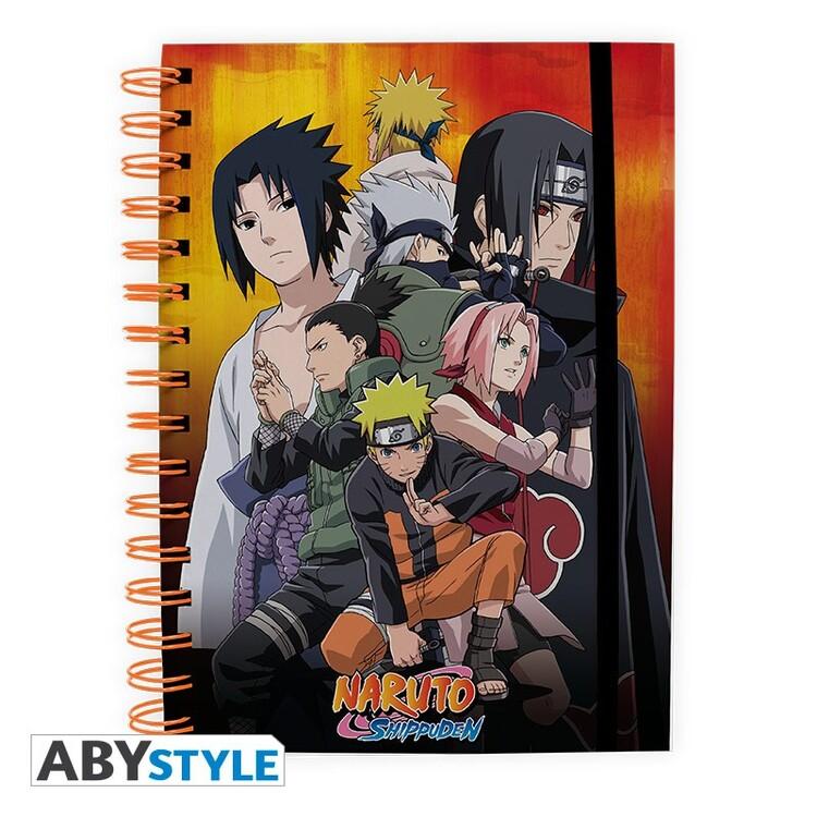 Gift set Naruto
