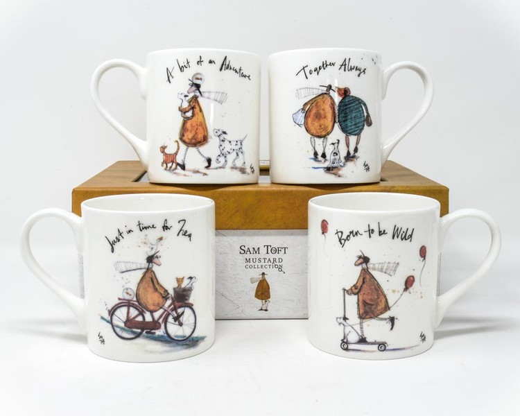 Sam Toft Gift set