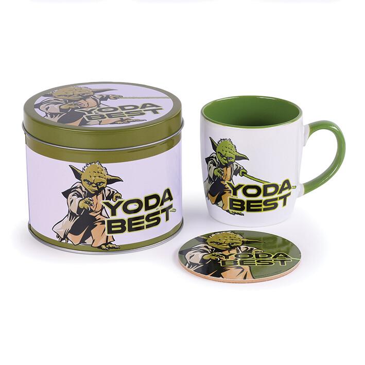 Gift set Star Wars - Yoda Best