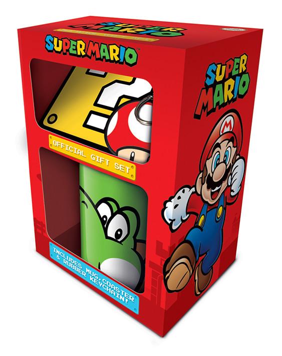 Super Mario - Yoshi Gift set