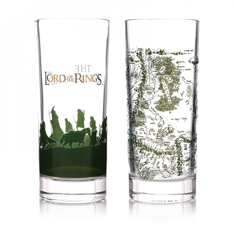 The Lord Of The Rings - The Fellowship Gift set