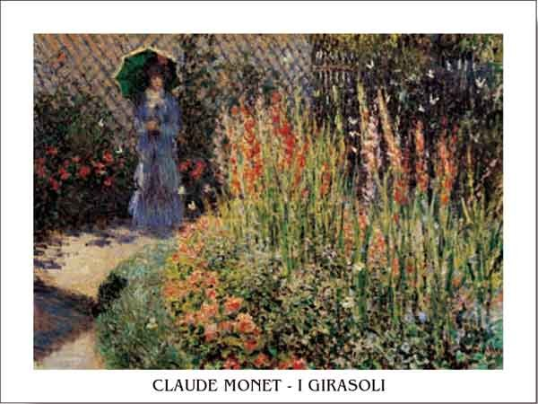 Gladioli Reproduction d'art