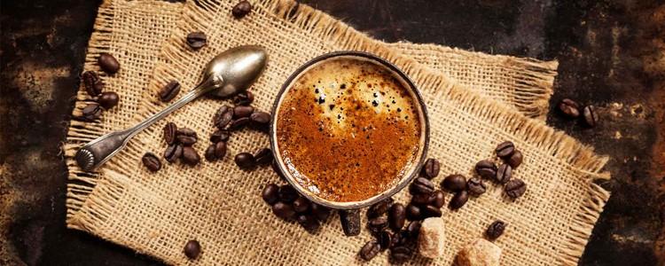 Glass Art  Hot Coffee