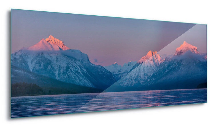 Glass Art  Mountain View