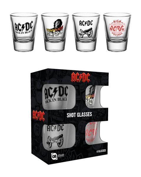 AC/DC - mix Glass
