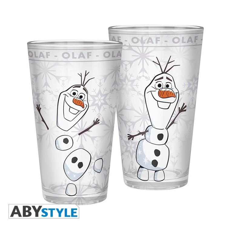 Glass Frozen 2 - Olaf