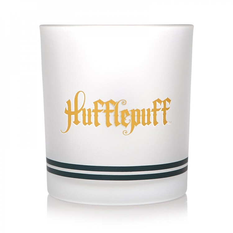 Glass Harry Potter - Hufflepuff