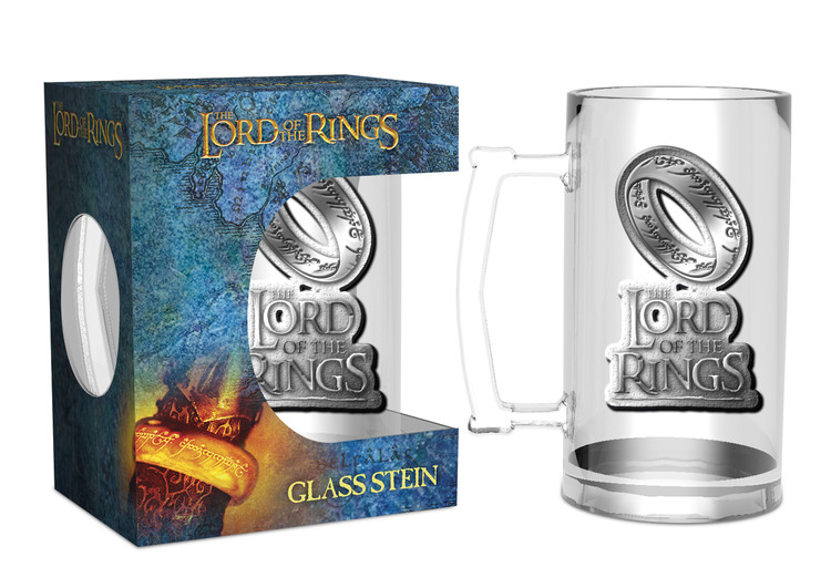 Glass Lord Of The Rings - The One Ring