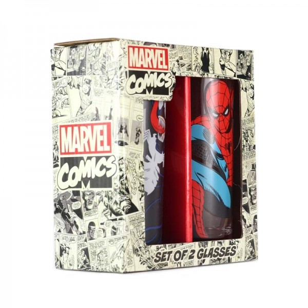 Marvel - Spider-Man Glass