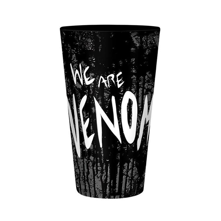 Glass Marvel - Venom