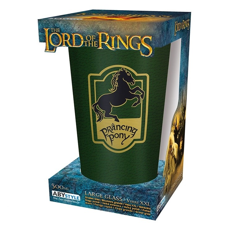 Glass The Lord Of The Rings - Prancing Pony