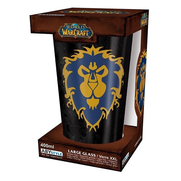 Glass World of Warcraft - Alliance