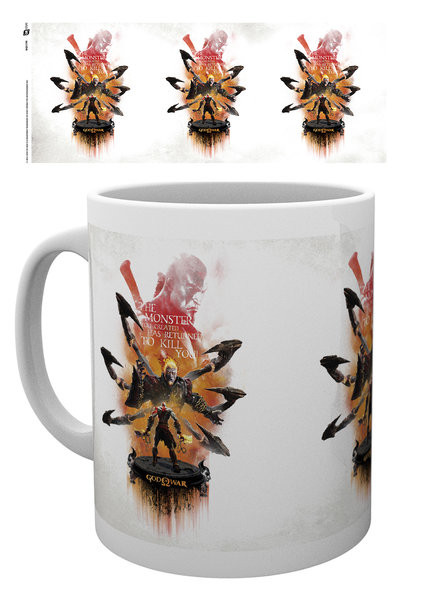 Mug God of War - Ares