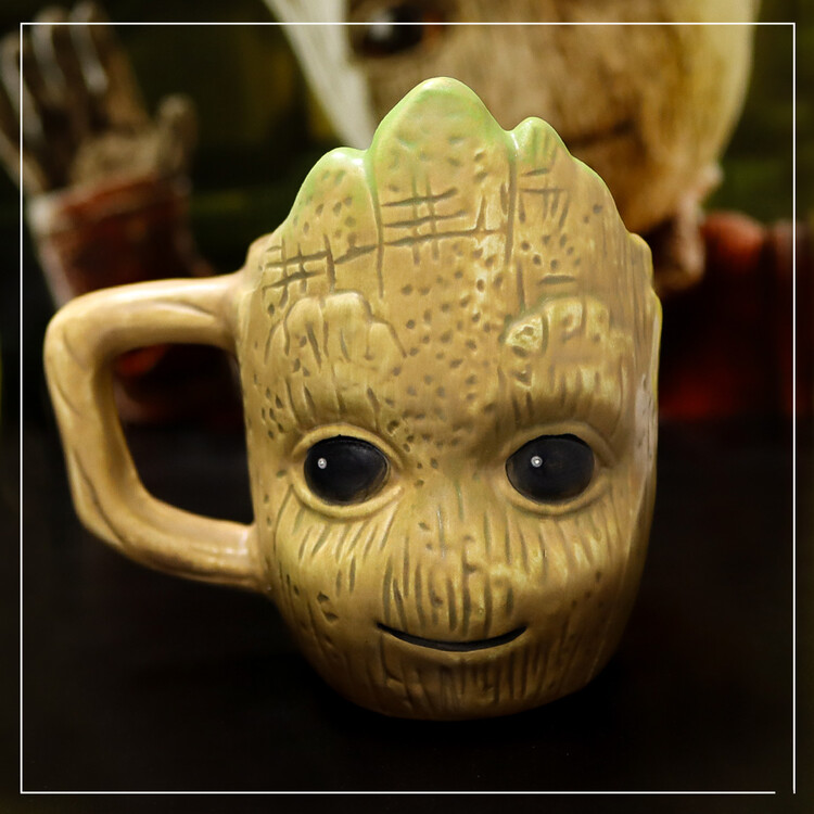Cup Guardians Of The Galaxy - Groot