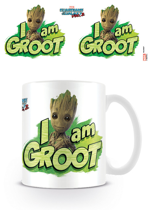 Cup Guardians Of The Galaxy Vol. 2 - I Am Groot