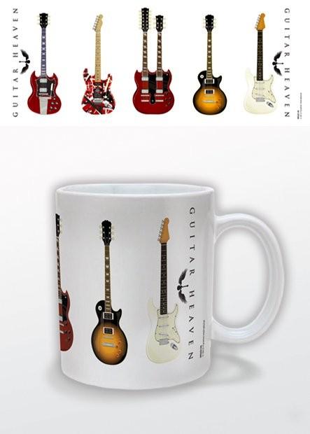 Cup Guitar Heaven - Classic