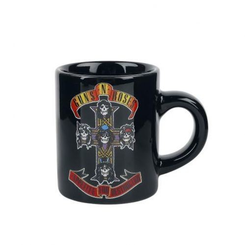Cup Guns N Roses - Appetite for Destruction Black