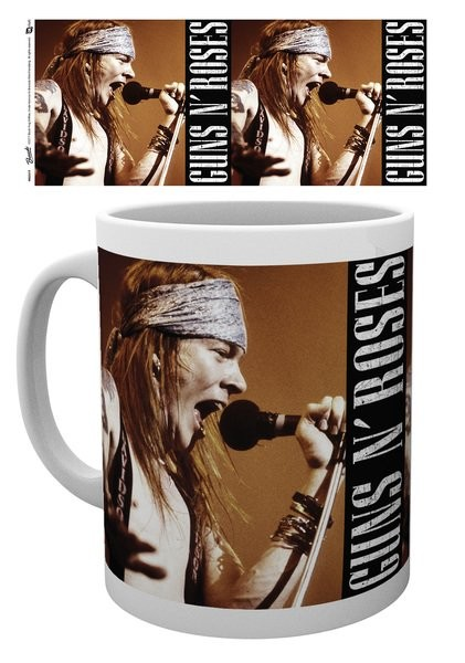 Cup Guns N Roses - Axel