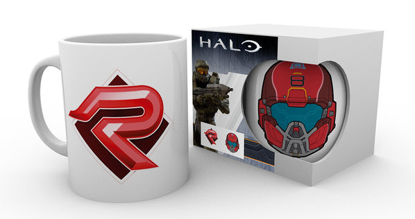 Mug Halo 5 - PVP Red