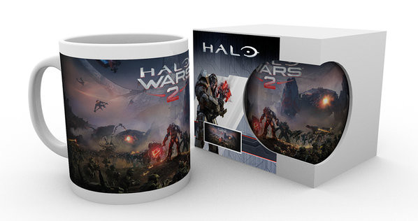 Cup Halo Wars 2 - Key Art