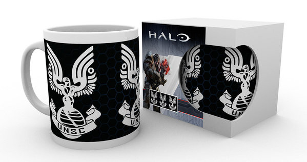 Mug Halo Wars 2 - UNSC