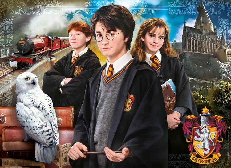 Puzzle Harry Potter - 1st Year