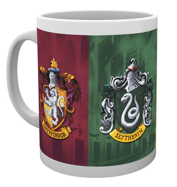 Cup Harry Potter - All Crests