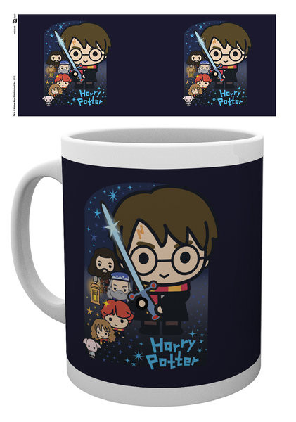 Cup Harry Potter - Characters