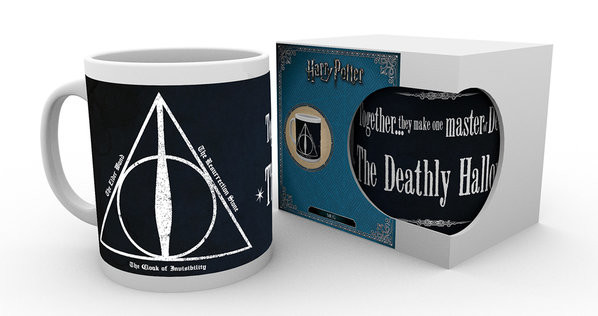 Mug Harry Potter - Deathly Hallows